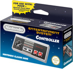 Nintendo Classic NES Controller $15.96, @ EB Games eBay (CnC, eBay Plus or + Shipping)