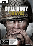 Call of Duty: WWII - PC Gaming $37.60 (C&C) @ EB Games eBay