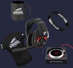 Win 1 of 3 Sennheiser Headset/Audio Amplifier & Winstrike Merchandise Bundles from Winstrike/Sennheiser Gaming