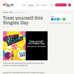 [VIC] Up to 2 Free Noodle Boxes of Pick and Mix Lollies When You Spend $15 at Any Specialty Retailer @ Box Hill Central S.C.