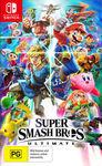 [Pre-Order, Switch] Super Smash Bros. Ultimate $58.90 Delivered @ The Gamesmen eBay