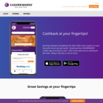 Cashrewards Mobile App: Receive $1 Free (Download, Login, Click - No Purchase Required) Limited to First 5000 New Downloaders