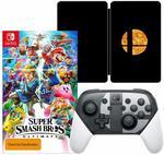 Super Smash Bros. Ultimate Special Edition Bundle $179 Delivered @ Amazon AU