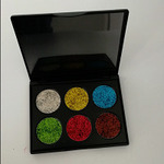 Diamond 6 Colours Waterproof Pressed Glitter Eye Shadow Palette $11.95 + Free DHL Shipping @ Sarah Jane Cosmetics