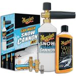 40% off Meguiar's Snow Cannon Car Wash Kit $59.39 @ Repco