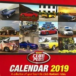 Free Club Plus 2019 Calendar 2019 @ SCA (In-store Only)