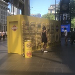 [VIC] Free Sirena Tuna Ready to Eat Meal @ Southern Cross Station (Melbourne)