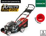 20V Battery Start Petrol Mower $299, Multi Tool 5in1 $199, Vacuum Sealer $59, Foldaway Bed $99, Trimat $15.99 + Catalogue @ ALDI