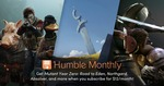 Humble Bundle Monthly US $12 (AU $17) - Absolver, Mutant: Road to Eden, Northgard + More