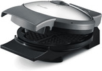 Breville Crisp Control Waffle Maker $39.20 Free C&C or + Delivery @ The Good Guys eBay