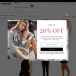 Up to 70% off Sale Clothing (Tops and Skirts from $3.48) @ ValleyGirl