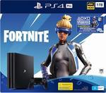 [Amazon Prime] PS4 Pro 1TB Console Fortnite Neo Versa Bundle, Pro Black (Fortnite) $399 Delivered @ Amazon AU