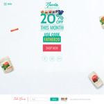 20% off Sitewide @ Nuvia