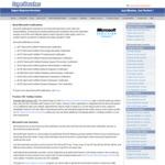 Microsoft Certification Exam Vouchers from US $99.95 (~$147 AUD) (RRP US $181.50) @ Supervoucher