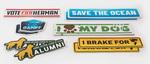 "50 Custom 7.5"" X 3.75"" Bumper Stickers - US $19 (~AU $27.72) Delivered (Was US $97) @ Sticker Mule"