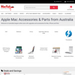 15% off (Some Exclusions) @ Macfixit