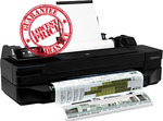 "HP Designjet T120 A1 24"" Printer $899 + Shipping @ Elite Print Solutions"