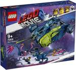 LEGO Movie 2 Rex's Rexplorer! - 70835 $59 (RRP $179), Queen Watevra's 'So-Not-Evil' Space Palace - 70838 $69  @ Big W