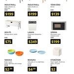 [NSW] Industriell Pine Table 200x 80 - Black Friday Deal - $99 @ IKEA Marsden Park