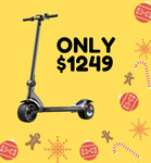 Mercane WideWheel Dual Electric Scooter $1249, Save $350 (Free Shipping over $200) & More @ Dubitz