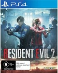[PS4] Resident Evil 2 $22 in-Store Only @ Harvey Norman