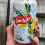 [NSW] Free Frantelle Sparkling Water at Sydney Central Station