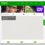 One Way Airport Rental Melbourne/Brisbane to Sydney/Canberra from $1 @ Europcar