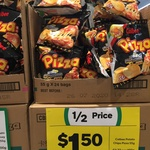 1/2 Price Calbee Potato Chips 55g $1.50 (Was $3) @ Woolworths