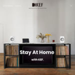 20% off The KEF LSX $1596, LS50 Wireless $3036 and Bonus Accessory to Go with Your Speakers @ KEF Home
