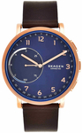 Skagen Hagen Connected (Blue or Black) Hybrid Men's Smartwatch $99.50 + $9.95 Shipping (Free with Club Catch) @ Catch