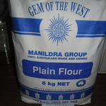 [QLD] Gem of the West Plain Flour 5kg $5 @ Woolworths, Indooroopilly