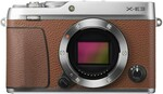Fujifilm X-E3 Mirrorless Camera - Brown (Body Only, Grey Import) $511 Delivered @ Tobydeals (Silver Avail. for $542)