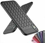 iPhone XS 8 7 6 Plus 5 SE (2020) Matte Soft Thin Mesh Heat Woven Case Cover for Apple $2.99 Delivered @ Abimports eBay