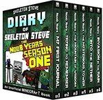 [eBook] Free eBook Box Set: Minecraft Diary of Skeleton Steve The Noob Years - Full Season One @ Amazon AU / US