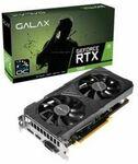 Galax RTX 2060 EX 1-Click OC Nvidia Graphics Card $399 + Delivery / VIC Pickup @ Tecs