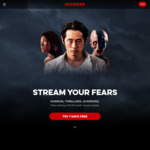 Shudder Streaming Service (Normally $70.00 Discounted $55.99 For 1 Year) @ Shudder