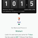 [QLD] Supreme+ 98 Unleaded $1.015/L @ 7-Eleven Wishart