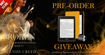 Win a Kindle Paperwhite Bundle (UnBroken Pre-Order Giveaway) from Book Throne