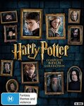 Harry Potter Complete 8 Film Collection Blu-Ray/4K $55.99/ $108.50 Free Shipping @ Amazon AU