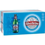 Überbräu Ultra Low Alcohol Lager Bottles 24×330ml $20 + Delivery ($0 C&C /In-Store) @ First Choice Liquor & Liquorland