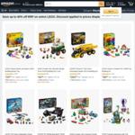 Up to 40% off LEGO, e.g. LEGO DC Mobile Bat Base 76160 $98 (RRP $149.99) @ Amazon AU