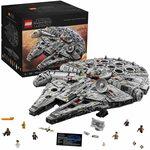 LEGO Star Wars Ultimate Millennium Falcon 75192 $1219.40 Delivered @ Amazon AU