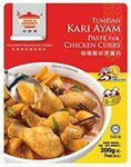 Tean's Gourmet Malaysian Curry Chicken, Rendang, Curry Laksa Sauce Packets $2.65 + Delivery (Free with Prime/$39 Order) @ Amazon