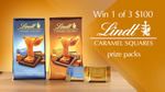 Win 1 of 3 Lindt Prize Packs Worth $100.50 from Seven Network