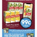 [WA] Yeo's Chrysanthemum Tea or Sugarcane Drink 250ml 6-Pack $0.99 (Members Only) @ Spudshed