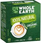 Whole Earth Sweetener 60g Sachets 40pk $2.10 (Was $4.20) @ Woolworths