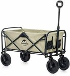 15% off Naturehike Collapsible Folding Outdoor Utility Wagon $152.15 Delivered @ Naturehike Official via Amazon AU