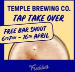 [VIC] Free Pot of Okinawa Sour Beer, 6pm-7pm, Today (16/4) @ Freddie Wimpole's (St Kilda)