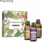 50% off Phatoil 30ml 3pcs Yoga Calming Essential Oil Set US$16.36 (~A$21.14) Delivered & Extra US$3.87 (~A$5) off Code @ Phatoil