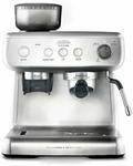 [eBay Plus] Sunbeam Barista Max Espresso Coffee Machine EM5300: Silver $328.10 | Black $339.15 Delivered @ ApplianceOnline eBay
